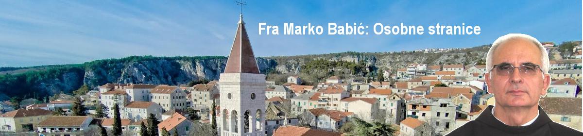 Fra Marko Babić